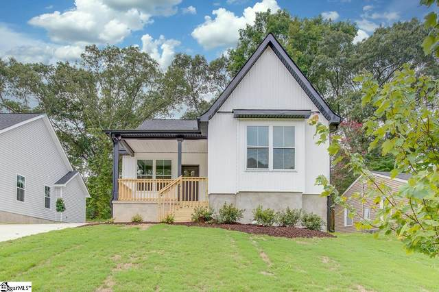 13 Pacific Avenue, Greenville, SC 29605 (#1450357) :: Coldwell Banker Caine
