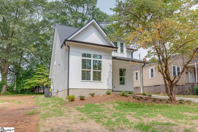 14 Bridwell Avenue, Greenville, SC 29607 (#1450359) :: Coldwell Banker Caine