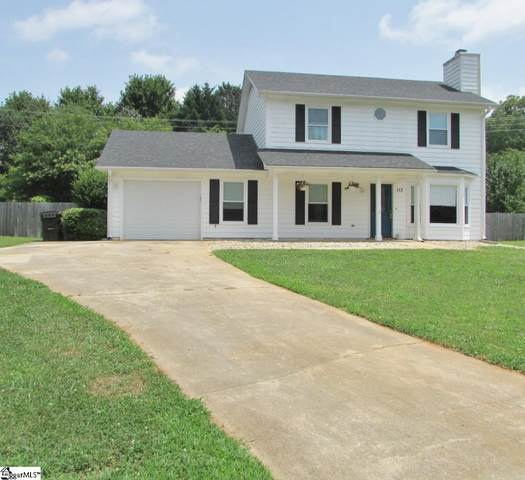 113 Wickersham Drive, Simpsonville, SC 29681 (#1450362) :: Coldwell Banker Caine