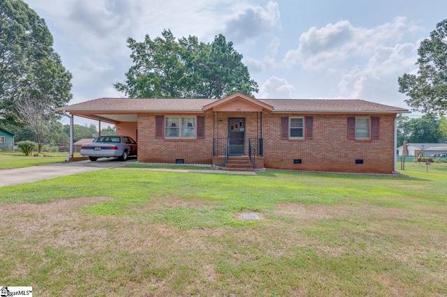 106 Irving Street, Greer, SC 29651 (#1450363) :: Coldwell Banker Caine