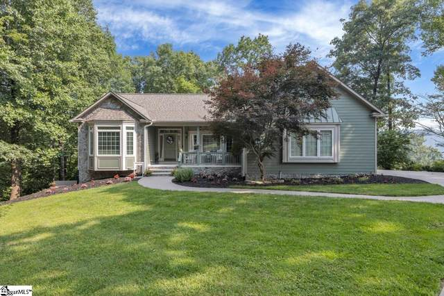9 Touch Me Not Trail, Landrum, SC 29356 (#1450378) :: Modern