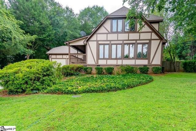 3 Pine View Terrace, Taylors, SC 29687 (#1450403) :: J. Michael Manley Team