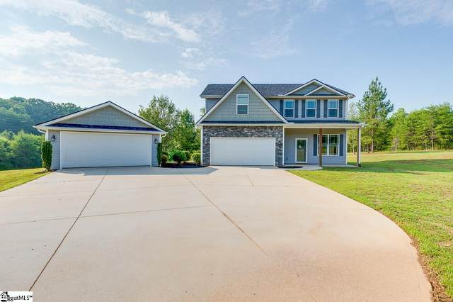 619 Tugaloo Road, Travelers Rest, SC 29690 (#1450406) :: The Toates Team
