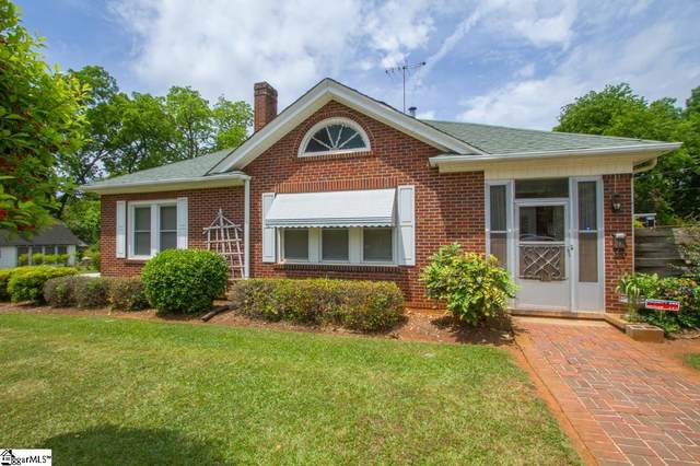 108 Rose Hill, Anderson, SC 29624 (#1450408) :: Expert Real Estate Team
