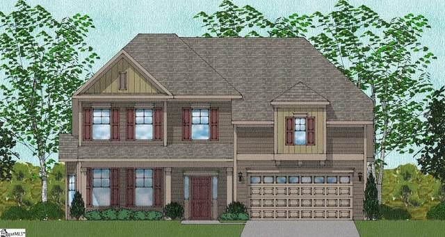 312 Yarrow Way Lot 161, Greenville, SC 29607 (#1450446) :: DeYoung & Company
