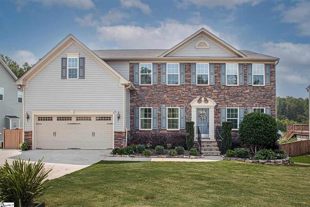233 Meadow Rose Drive, Travelers Rest, SC 29690 (#1450448) :: The Toates Team