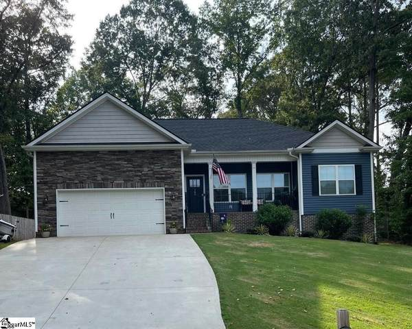 108 Mcarthur Street, Easley, SC 29642 (#1450524) :: Coldwell Banker Caine