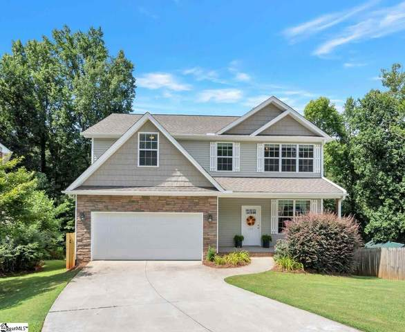 222 Ginger Lane, Taylors, SC 29687 (#1450533) :: Coldwell Banker Caine