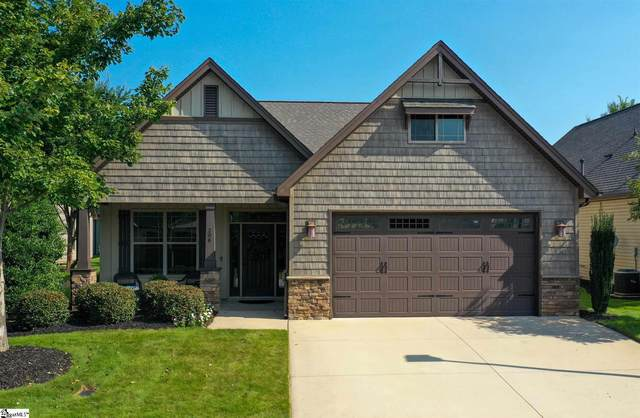 206 Ashler Drive, Greer, SC 29650 (#1450549) :: Hamilton & Co. of Keller Williams Greenville Upstate