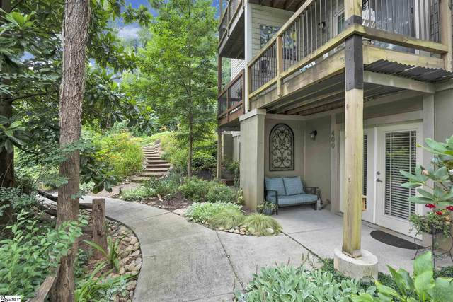 350 Mohawk Drive Unit 400, Greenville, SC 29609 (#1450557) :: Coldwell Banker Caine