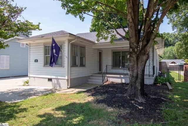 103 E Blue Ridge Drive, Greenville, SC 29609 (#1450574) :: Parker Group