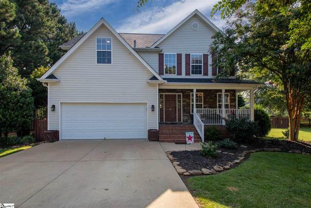 117 Chad Drive, Greer, SC 29651 (#1450627) :: Coldwell Banker Caine