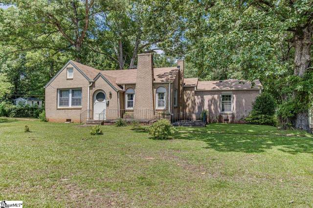 749 E Main Street, Laurens, SC 29360 (#1450633) :: Coldwell Banker Caine
