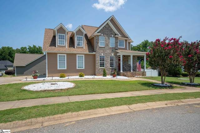 101 Hidden Springs Lane, Taylors, SC 29687 (#1450640) :: Realty ONE Group Freedom