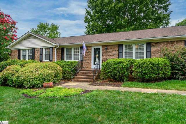 205 Eastwood Drive, Taylors, SC 29687 (#1450654) :: Realty ONE Group Freedom