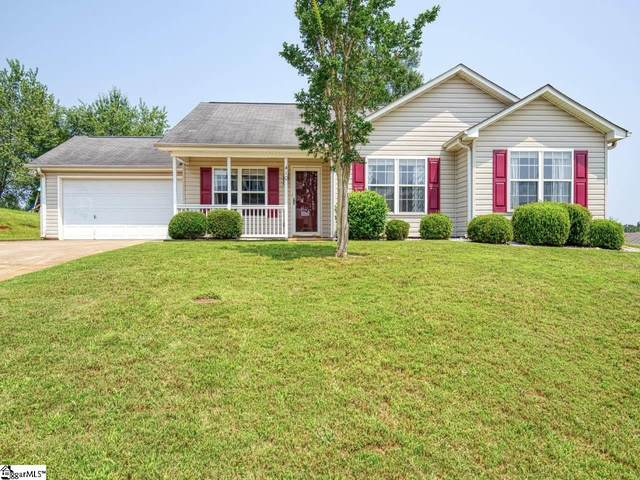 410 Kingfisher Drive, Simpsonville, SC 29680 (#1450671) :: Coldwell Banker Caine