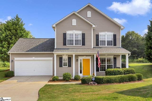 320 Yellow Rose Court, Greer, SC 29651 (#1450676) :: Hamilton & Co. of Keller Williams Greenville Upstate