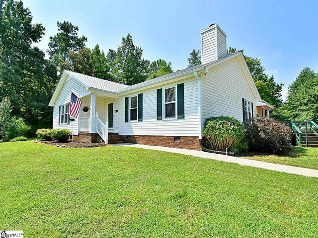 713 Lindal Court, Piedmont, SC 29673 (#1450677) :: Coldwell Banker Caine