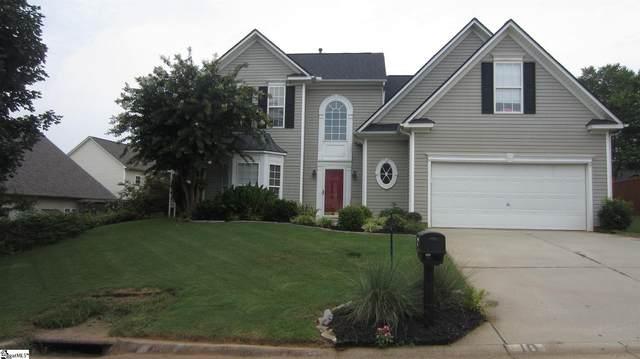 10 Montpelier Drive, Greer, SC 29650 (#1450715) :: Hamilton & Co. of Keller Williams Greenville Upstate