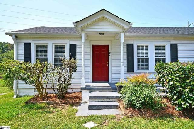 106 Lowndes Hill Road, Greenville, SC 29607 (#1450719) :: Hamilton & Co. of Keller Williams Greenville Upstate