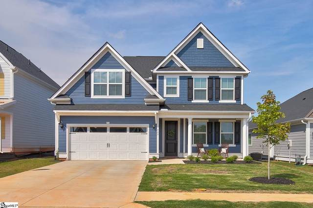 409 Townsend Avenue, Greer, SC 29651 (#1450721) :: The Toates Team
