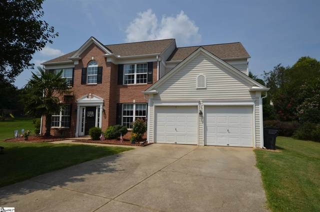 5 Teton Court, Simpsonville, SC 29681 (#1450735) :: Realty ONE Group Freedom