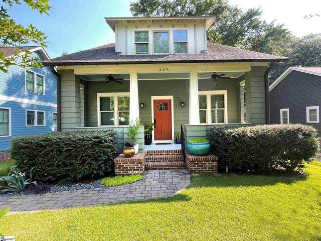409 Ashley Avenue, Greenville, SC 29609 (#1450737) :: Realty ONE Group Freedom