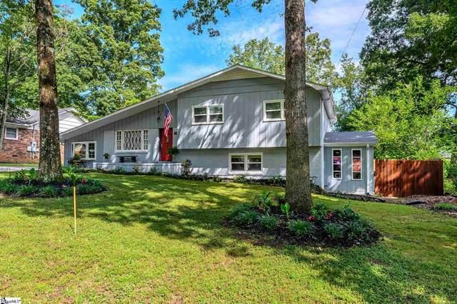 101 Drewry Road, Taylors, SC 29687 (#1450754) :: Hamilton & Co. of Keller Williams Greenville Upstate
