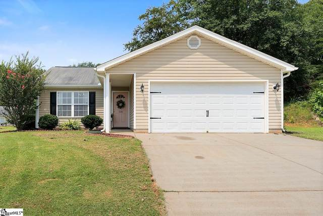 110 Felix Court, Easley, SC 29640 (#1450804) :: The Toates Team