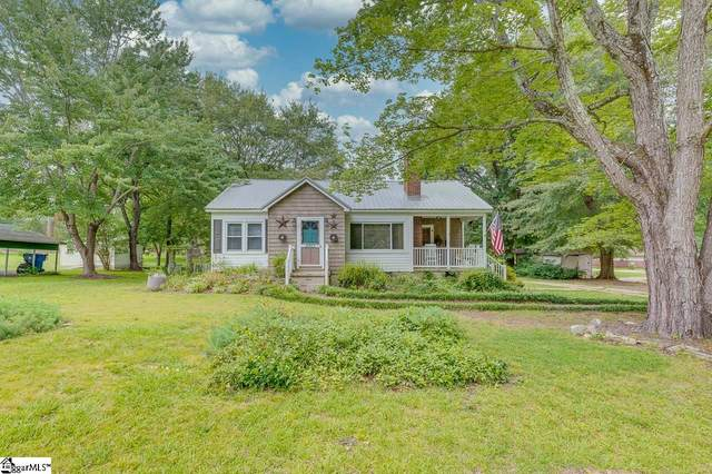 240 Lakewood Drive, Woodruff, SC 29388 (MLS #1450836) :: EXIT Realty Lake Country