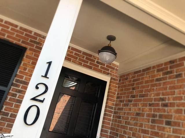 120 Mcdaniel Greene, Greenville, SC 29601 (#1450838) :: Hamilton & Co. of Keller Williams Greenville Upstate