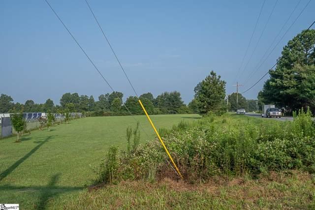 635 Easley Highway, Pelzer, SC 29669 (MLS #1450883) :: EXIT Realty Lake Country
