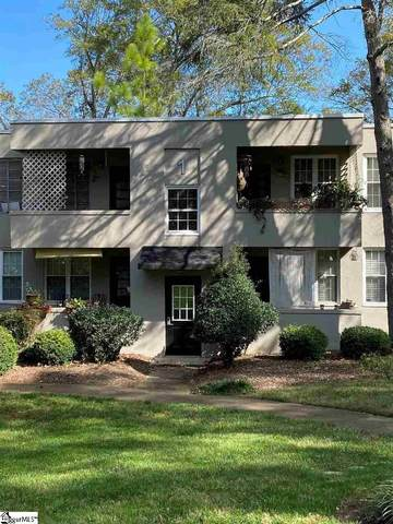 601 Cleveland Street Unit 1B, Greenville, SC 29601 (MLS #1450888) :: EXIT Realty Lake Country
