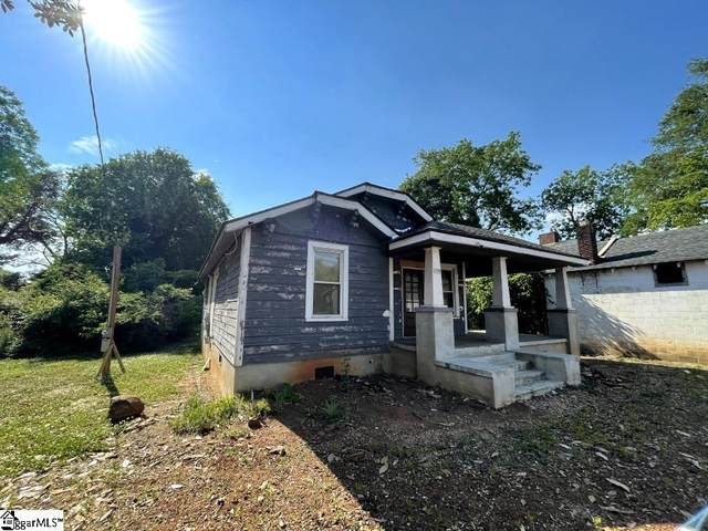 406 Anderson Street, Greenville, SC 29601 (#1450892) :: Modern