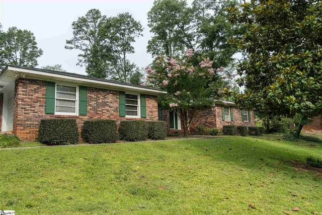 327 N Tanglewylde Drive, Spartanburg, SC 29301 (#1450900) :: Realty ONE Group Freedom