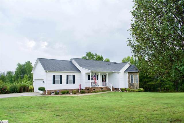 1421 Old Metal Road, Gaffney, SC 29341 (#1450909) :: Realty ONE Group Freedom