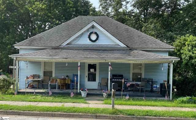 206 Moore Street, Greer, SC 29651 (#1450925) :: The Robby Brady Team
