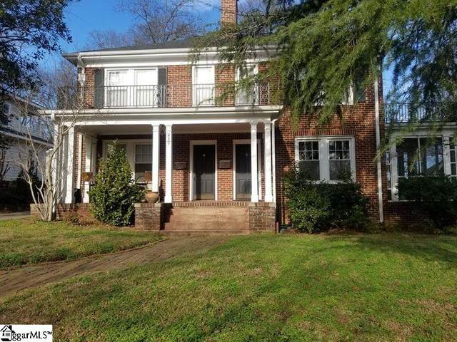 217 E Earle Street, Greenville, SC 29609 (#1450937) :: Realty ONE Group Freedom