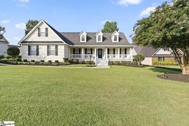 105 Clegg Court, Greenwood, SC 29649 (#1450938) :: Realty ONE Group Freedom