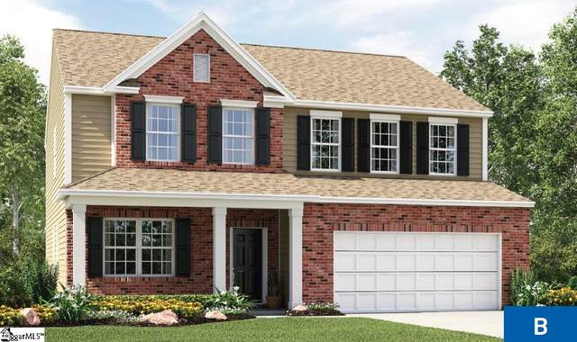 837 Barnum Court, Greer, SC 29651 (#1450961) :: Realty ONE Group Freedom
