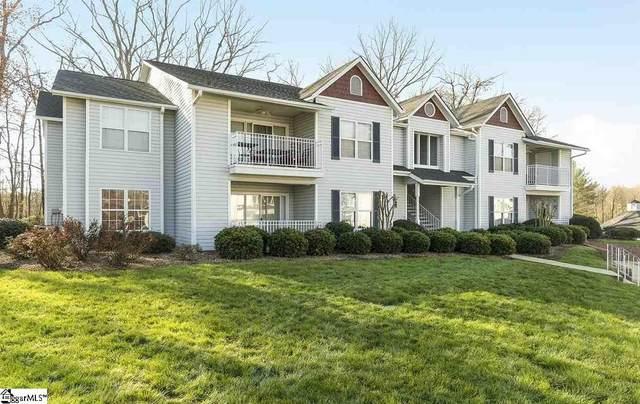 4614 Old Spartanburg Road Unit 39, Taylors, SC 29687 (#1450970) :: J. Michael Manley Team