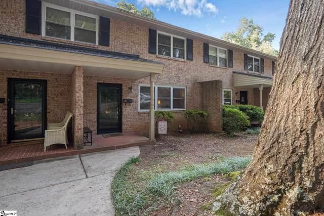 14-C Knoxbury Terrace, Greenville, SC 29601 (#1450975) :: Dabney & Partners