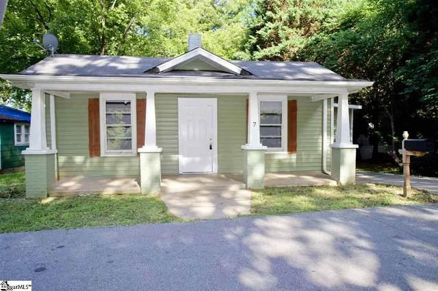 7 Whitmire Street, Greenville, SC 29611 (#1451007) :: Modern