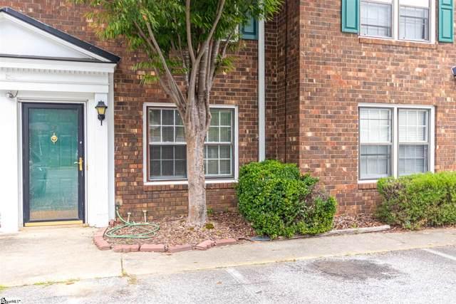 1 Hartsville Drive Unit 23, Taylors, SC 29687 (#1451042) :: J. Michael Manley Team