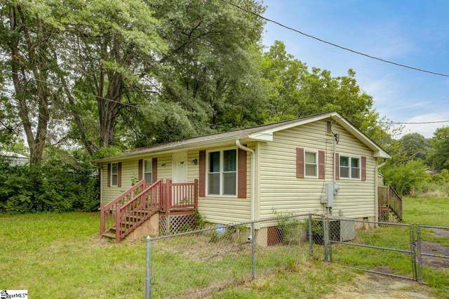 119 Euclid Road, Spartanburg, SC 29301 (#1451096) :: Dabney & Partners