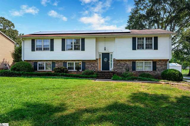 421 Adams Mill Road, Mauldin, SC 29662 (#1451151) :: Expert Real Estate Team