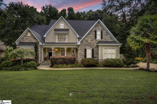 6 Sycamore Ridge Drive, Simpsonville, SC 29681 (#1451222) :: Coldwell Banker Caine