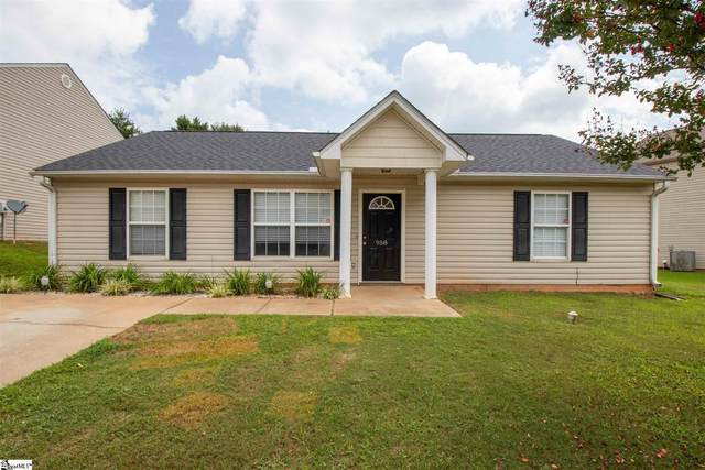 958 Mary Grace Lane, Duncan, SC 29334 (#1451225) :: Hamilton & Co. of Keller Williams Greenville Upstate