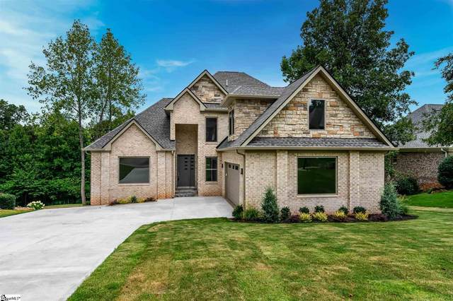 137 Turnberry Road, Anderson, SC 29621 (#1451387) :: Hamilton & Co. of Keller Williams Greenville Upstate