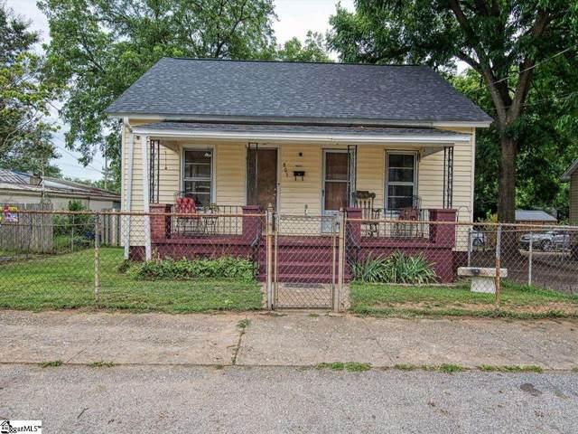 805 W Bramlett Road, Greenville, SC 29611 (#1451391) :: Hamilton & Co. of Keller Williams Greenville Upstate